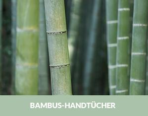 BAMBUS-HANDTÜCHER