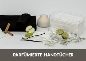 PARFÜMIERTE HANDTÜCHER